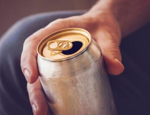Energy Drinks a Danger on Your Jobsite?