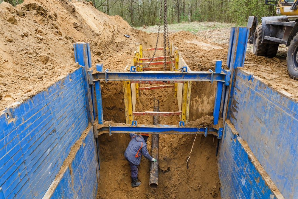 Tips for Inspecting Trench Shoring & Shielding Equipment (1)